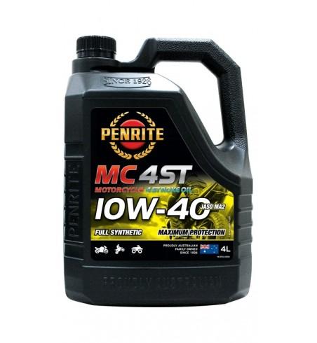 MC-4 ST 10W-60 Full Synthetic 100% PAO/Ester