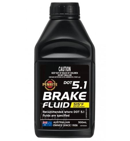 Penrite Brake Fluid 5.1 500 ml