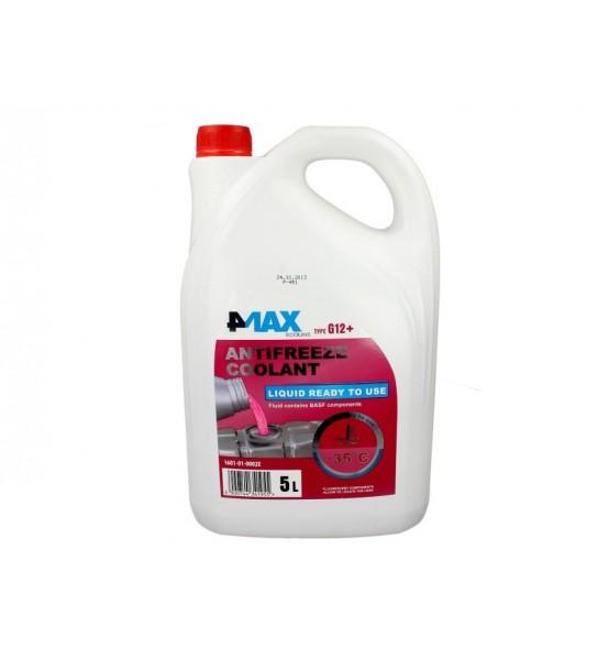 4Max - Płyn do chłodnic (typu G12+)