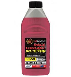10 TENTHS RACE COOLANT INHIBITOR bez glikolowy płyn chłodniczy