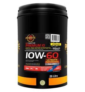 Penrite 10W-60 10Tenths Premium 5L