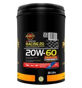 RACING 20W-60 (100% PAO ESTER)