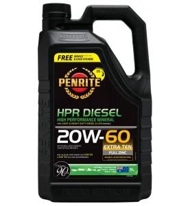 Penrite HPR DIESEL 20W60 (Mineral)