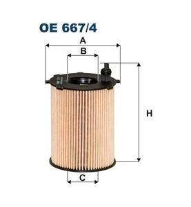 Filtron OE 667/1 filtr oleju