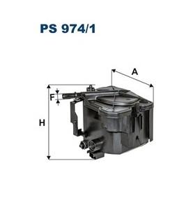 Filtr paliwa PS 974/1