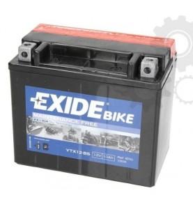 Akumulator YTX12-BS EXIDE 10 Ah