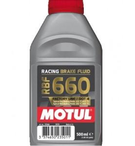 Wyczynowy płyn hamulcowy RBF 660 500 ml