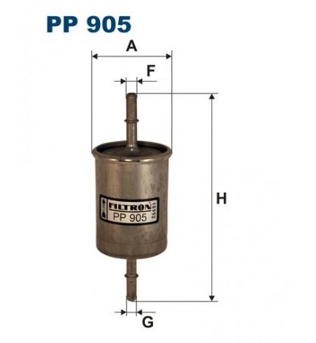 Filtr paliwa PP 905