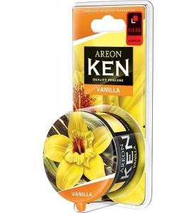 Areon KEN Vanilla puszka zapachowa 1 szt.
