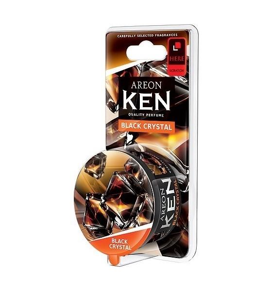 Areon Ken BLACK CRYSTAL puszka zapachowa 1 szt.