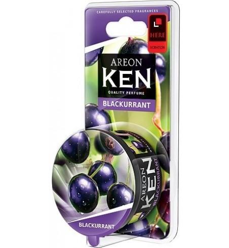 Areon Ken BLACKCURRANT puszka zapachowa 1 szt.