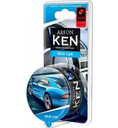 Areon Ken NEW CAR puszka zapachowa 1 szt.