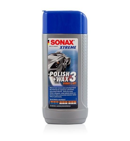 Sonax Polish&Wax 3 Hybrid NPT 250 ml