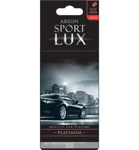 Areon SPORT LUX PLATINUM zawieszka zapachowa 1 szt.