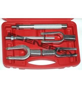 Zestaw 5-elementowy ściągaczy drążków kierowniczych