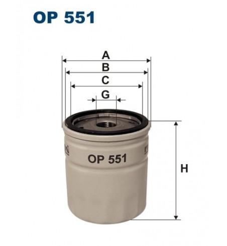 OP 551