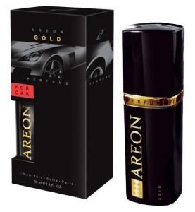 Areon Perfume 50 ml Silver perfum do samochodu