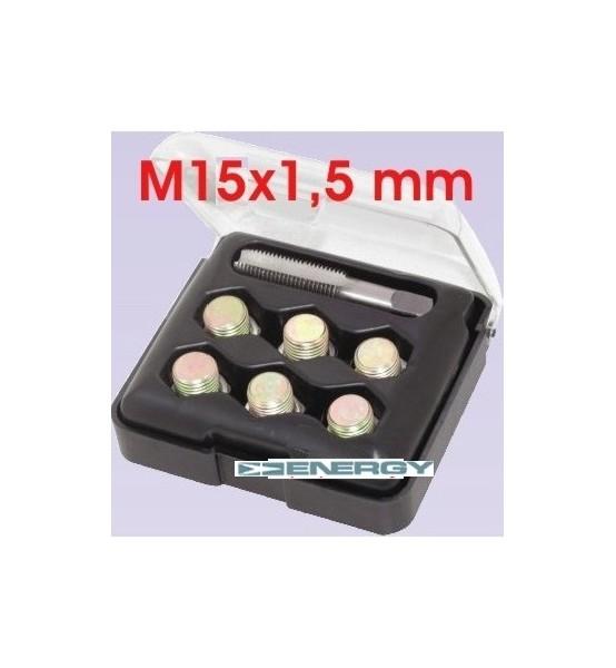 Zestaw naprawczy do korków misek średnica 15 mm x 1.5
