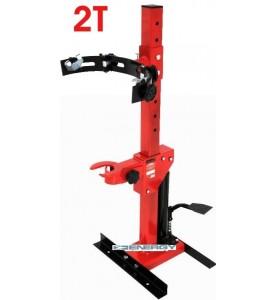 Ściągacz hydrauliczny sprężyn MCpherson 1T
