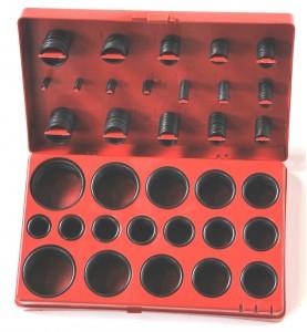 Zestaw oringów gumowych oringów