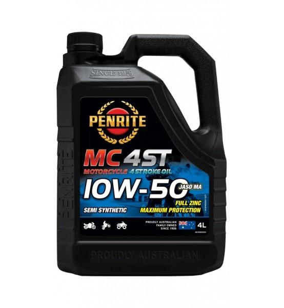 MC-4 SEMI SYNTHETIC 10W-50