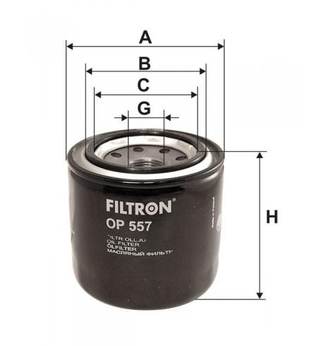 OP 557 Filtron filtr oleju