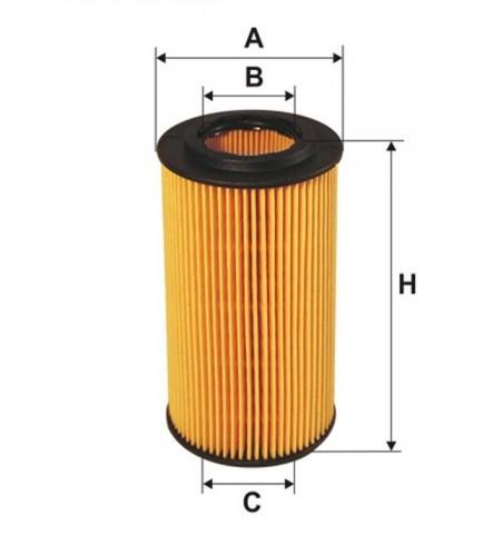 OE 649/2 filtr oleju Filtron