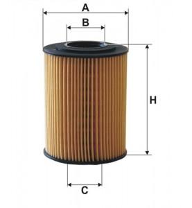 OE 648/8 filtr oleju Filtron