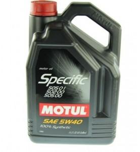 Motul Specific 505.01 5W40 5L