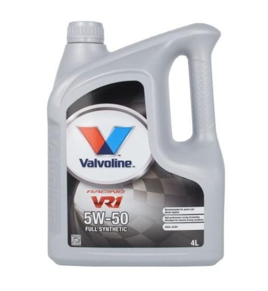 VR1 Racing Valvoline 5W50 4L