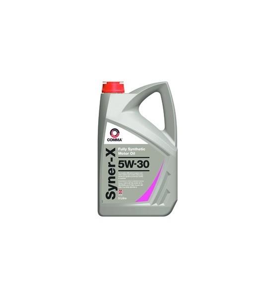 Comma Syner-X 5W-30 5 litrów