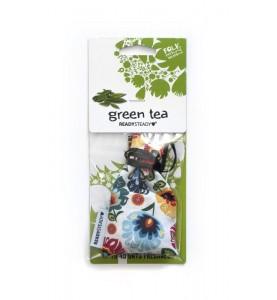 Folk Perfume ReadySteady Green Tea 1 szt. zapach do samochodu