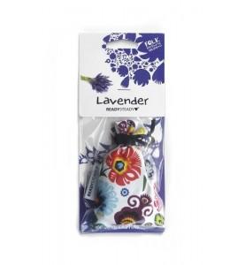 Folk Perfume ReadySteady Lavender 1 szt. zapach do samochodu