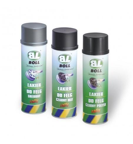 BOLL lakier do felg samochodowych - rally spray 500 ml rózne kolory