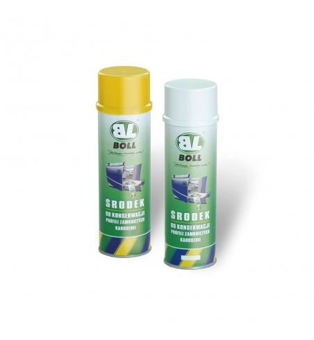 BOLL środek do konserwacji profili zamkniętych karoserii spray