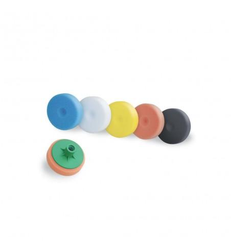 BOLL gąbka MINI 80 mm do polerowania na gwint 4 twardości cena za 1 szt.