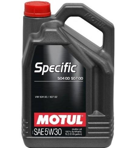 Motul Specific 504 00 / 507 000