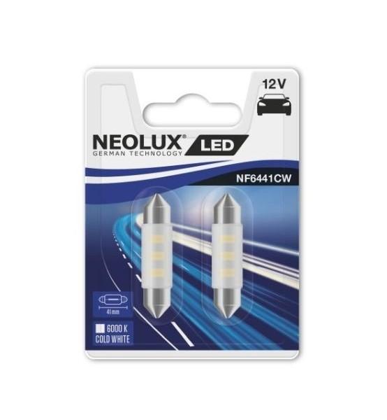 Żarówki LED C5W 41 mm 6000K Neolux