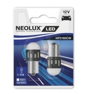Żarówki LED P21W 6000K Neolux 2 szt.