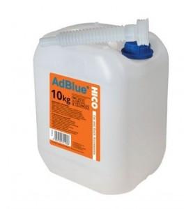 Dodatek katalityczny Ad blue 10 kg + lejek Hico