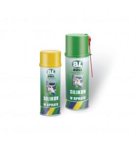 BOLL silikon w sprayu do uszczelek gumowych