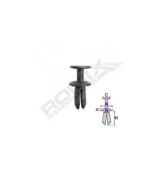 Kołek rozporowy C70300 OE:N90536901 1 szt.