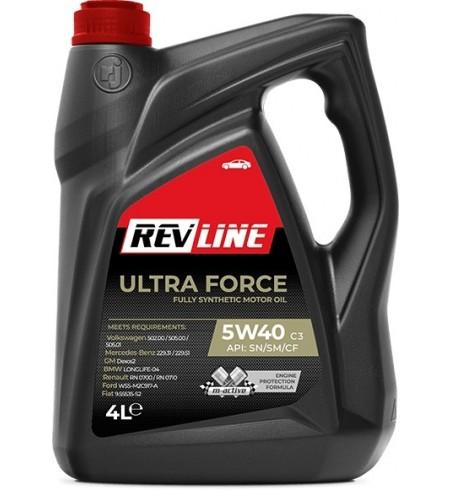 Revline Ultra Force C3 5W40