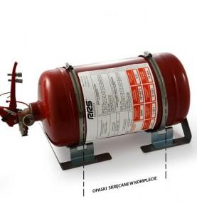Mechaniczny system gaśniczy RRS ECOFIREX FIA 4,25L