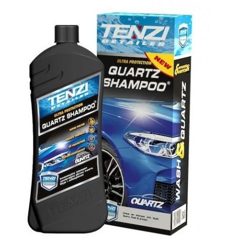 Tenzi Quartz Shampoo szmapon z kwarcem 600 ml super połysk