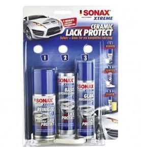 Sonax Xtreme Ceramic Lack Protect zestaw do zabezpieczenia lakieru powłoką ceramiczną (do 9 miesięcy)