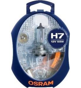 H7 12 V BOX OSRAM