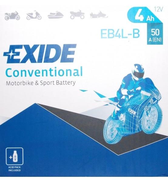 Exide EB4L-B