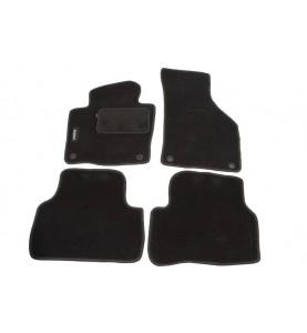 Dywaniki welur czarne VW PASSAT 03.05-12.14