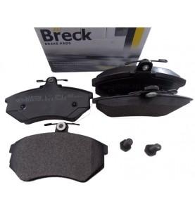Klocki Breck przód - Audi, Seat, Volkwswagen